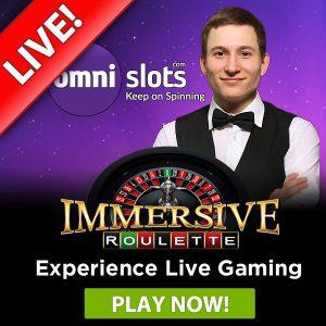 Live roulette Casino Omnislots